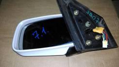 Зеркало заднего вида боковое. Mitsubishi Lancer Evolution, CT9A Двигатель 4G63T