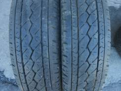 Bridgestone R600. Летние, 2000 год, износ: 20%, 2 шт