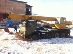 Камаз Ивановец. Продам кран на базе Камаза, 16 000 кг.