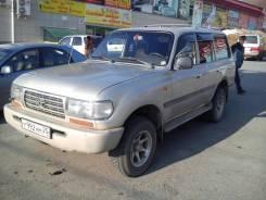 Toyota Land Cruiser. механика, 4wd, 4.2 (94 л.с.), дизель, 894 413 тыс. км