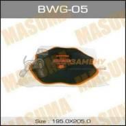 Заплатки MASUMA боковых порезов D210mm 6 слоев корда MASUMA / BWG-05