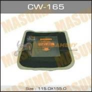 Заплатки MASUMA кордовые, 155x115mm 1 шт 4 слоя корда MASUMA / CW-165
