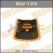Заплатки MASUMA боковых порезов 78x125mm 1 слой корда MASUMA / BW-125