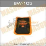 Заплатки MASUMA боковых порезов 62x105mm 1 слой корда MASUMA / BW-105