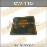 Заплатки MASUMA кордовые, 110x90mm 1 шт 1 слой корда MASUMA / CW-115