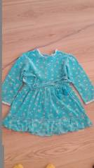 Отдам платье и юбку на ребенка