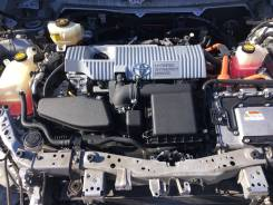 Двигатель. Toyota Prius Двигатель 2ZRFXE
