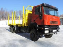 Iveco. Сортиментовоз -AMT 633920, 12 882 куб. см., 23 500 кг.