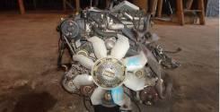 Двигатель в сборе. Mitsubishi Delica Space Gear, PD6W, PF6W Mitsubishi Delica