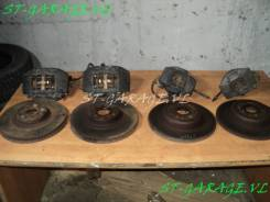 Рабочая тормозная система. Toyota Celica, ST205 Toyota Corona Exiv, ST205 Toyota Carina ED, ST205