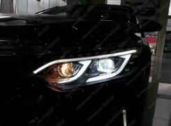 Фары Toyota Camry 55 стиль Мерседес (Камри с 2014 года)
