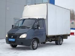 ГАЗ 330202. - промтоварный фургон 2012г. в., 2 800 куб. см., 1 500 кг.