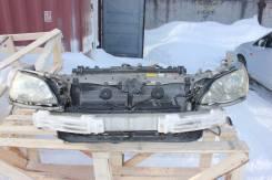 Ноускат. Toyota Altezza Двигатель 3SGE