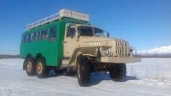 Урал 4320. Продается вахтовка 22+2 места, 10 850 куб. см., 22 места