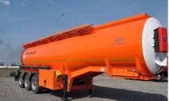 Bonum. Полуприцеп под ГСМ 32м3, 30 000 кг. Под заказ