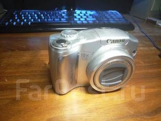Canon PowerShot SX100 IS. 8 - 8.9 Мп, зум: 10х