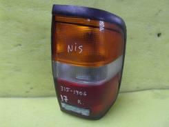 Стоп-сигнал. Nissan Pathfinder