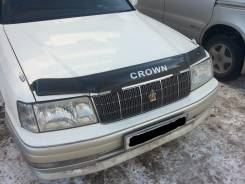 Дефлектор капота. Toyota Crown