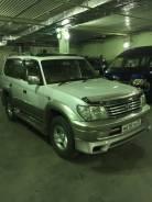 Toyota Land Cruiser Prado. автомат, 4wd, 3.4 (185 л.с.), бензин, 342 861 тыс. км