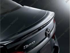 Спойлер. Toyota Camry, ACV51, ASV50, AVV50, GSV50 Двигатели: 1AZFE, 2ARFE, 2ARFXE, 2GRFE. Под заказ