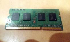 DDR3 4Гб.