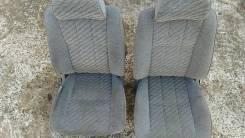 Сиденье. Toyota Hilux Surf, KZN130W Двигатель 1KZTE