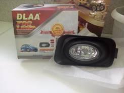 Фара противотуманная. Honda Jazz Honda Accord, CBA-CL7, DBA-CL7, LA-CM3, CL7, DBA-CM2, LA-CM2, CBA-CM2, CL8, ABA-CL7, LA-CL8, ABA-CL8, LA-CL9, ABA-CL9...