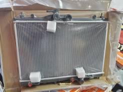 Радиатор охлаждения двигателя. Nissan Juke Nissan Tiida Nissan Wingroad, Y12 Двигатели: HR16DE, MR18DE