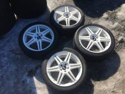 Sparco. 7.0x17, 5x100.00, ET48, ЦО 73,0мм.