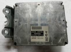 Блок управления двс. Lexus LX470, UZJ100 Двигатель 2UZFE