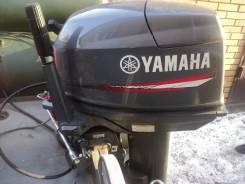 Yamaha. 30,00л.с., 2х тактный, бензин, нога S (381 мм), Год: 2012 год