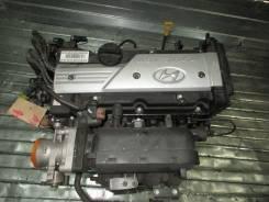 Двигатель в сборе. Hyundai Matrix Hyundai Accent Hyundai Lavita Двигатель G4ECG