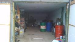 Гаражи кооперативные. Бабушкина, р-н Бабушкиной, 36 кв.м., электричество, подвал. Вид изнутри