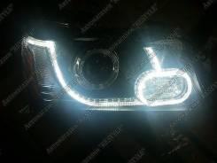 Фара. Toyota Kluger V, ACU20, MCU20, MHU28, MHU28W, ACU25W, MCU25, MCU25W, ACU25, MCU20W, ACU20W Toyota Highlander, MCU25L, ACU20, ACU25, MHU28, MCU23...