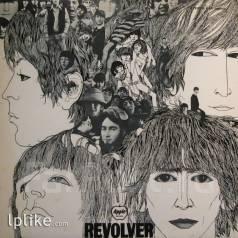 Виниловая пластинка Beatles-Revolver (Japan)