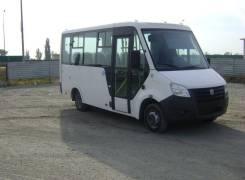 ГАЗ ГАЗель Next A64R42. Пассажирский автобус ГАЗ-А64R45-50, Бензин/ГАЗ, 19 мест