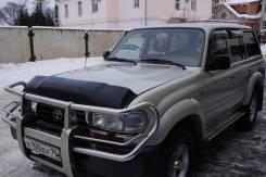 Toyota Land Cruiser. механика, 4wd, 4.2 (130л.с.), дизель, 1 149 901тыс. км