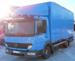 Mercedes-Benz Atego. 816, 4 249 куб. см., 4 063 кг.