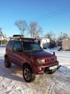 Suzuki Jimny Wide. механика, 4wd, 1.3 (85 л.с.), бензин, 143 000 тыс. км