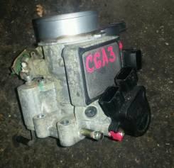 Заслонка дроссельная. Nissan Cube, AZ10, ANZ10, Z10 Nissan Micra, K12 Nissan March, ANK11, HK11, FHK11, K12, WK11, K11, AK11, WAK11 Двигатели: CGA3DE...