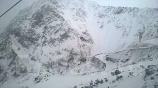 Горные лыжи Сахалин