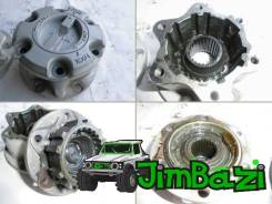 Хаб механический. Suzuki Jimny, SJ40, JB43, JA71C, JA12V, JA12W, JA11V, JA22W, JA51W, JA71V, JA51V, SJ40V, JB23W, JB33W, JB43W, JB31W, JB32W, JA51C, J...