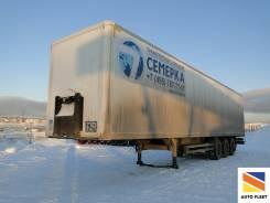 Kogel. Koegel SP-24 изотермический фургон, 28 800 кг.