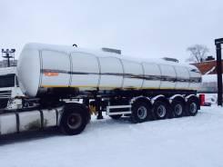 Foxtank. Продается полуприцеп-цистерна пищевая 32 000 литров FoxTank, 1 000 куб. см., 32,00куб. м.