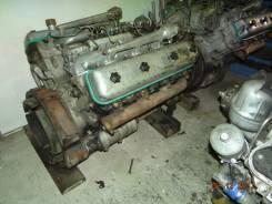 ДВС: ЯМЗ-238 и ЯМЗ-236 простой и турбовый двигатель, мотор + КПП. ЗИЛ - МАЗ - КРАЗ - УРАЛ - КАМАЗ
