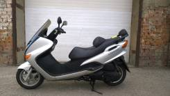 Yamaha Majesty. 125 куб. см., исправен, птс, без пробега