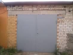 Гаражи капитальные. улица Нечаева 128, р-н центральный, 21 кв.м., электричество, подвал. Вид снаружи