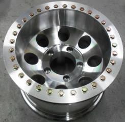 Off-Road-Wheels. 10.0x16, 5x139.70, ET-46, ЦО 108,0мм.