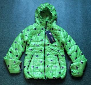 Куртки-пуховики. 42, 44, 40-44