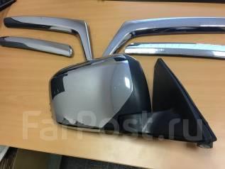 Зеркало заднего вида боковое. Mitsubishi Pajero Sport